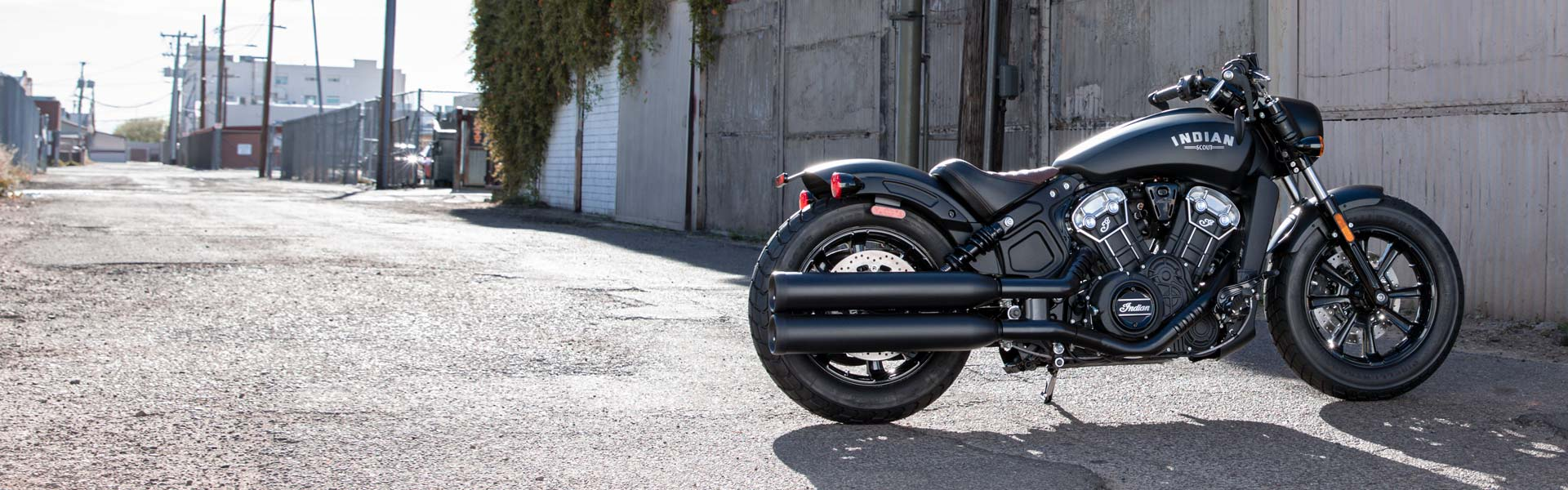 Scout Bobber